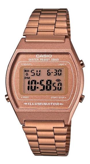 Relógio Casio Vintage Unissex B640wc-5adf Original C/ Nfe