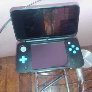 New Nintendo 2ds Xl En Perfectas Condiciones Casi Nuevo
