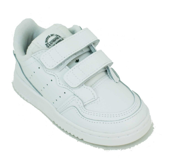Zapatilla adidas Ori Supercourt Cf Blanco Bebe Deporfan