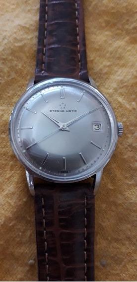 Relógio Eterna Matic/ Omega / Longines / Hamilton