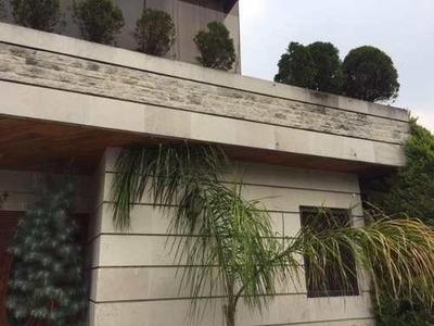 Casa Habitación En Venta En Club De Golf Bellavista, Ciudad De México