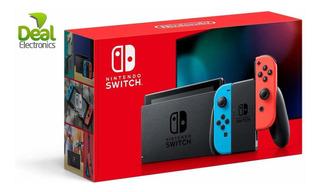 Nintendo Switch 2019 Nuevo Y Sellado En Caja Original