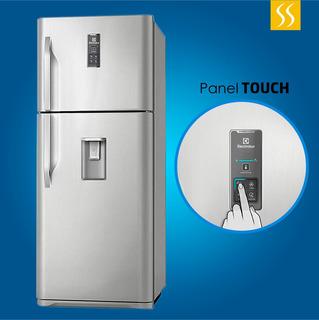 Refrigeradora Electrolux Panel Digital 380lt Envio + Vajilla