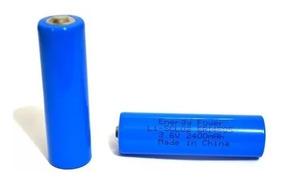 Bateria Lithium 3,6v Aa 2400mah Er14505 Li-socl2 Energy
