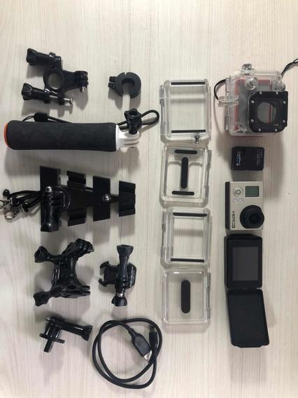 Camera Go Pro Hero 3 Black Edition Com Display
