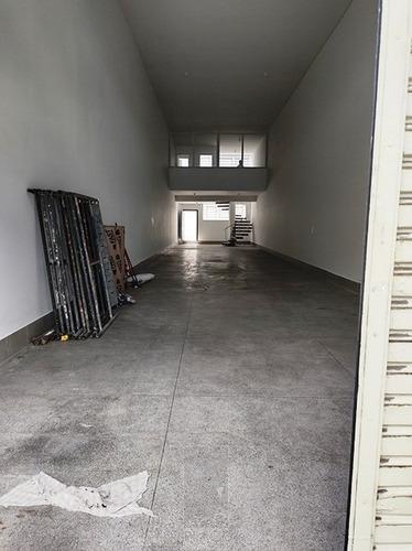 Salão Comercial Com 160m² 1vaga - V. Leopoldina - Sc-0123-2