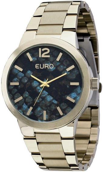 Relógio Euro Analógico Eu2036lxy4v