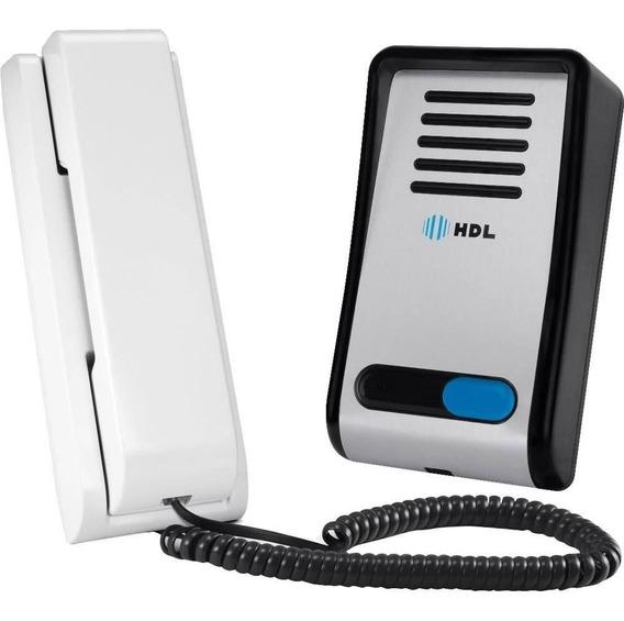 Interfone Residencial Porteiro Eletrônico F8 Sntl Az S02 Hdl