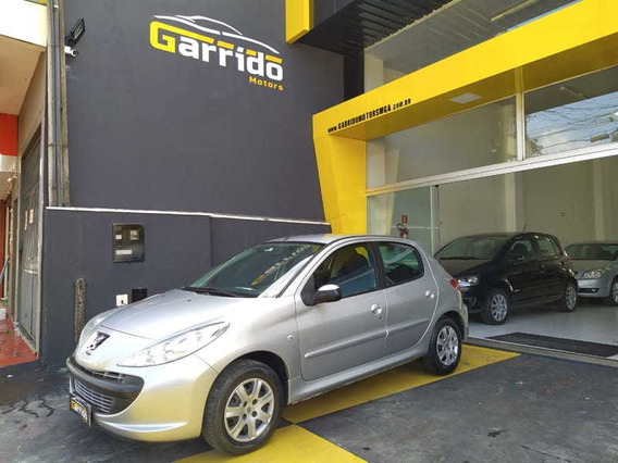 Peugeot 207 Hatch Xr 1.4 8v Flex 4p 2011