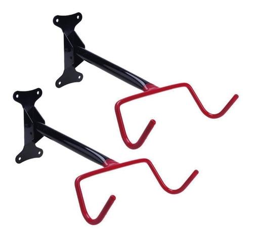 Imagen 1 de 9 de Soporte Abatible Para Bicicletas, Pack De 2 Unidad, Ofertazo