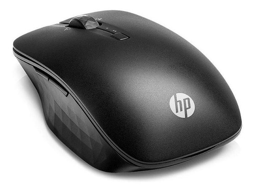 Mouse Bluetooth Inalambrico Hp Travel 6sp25aa Negro
