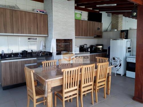 Cobertura Com 3 Dormitórios À Venda, 120 M² Por R$ 440.000,00 - Jardim Nova Europa - Campinas/sp - Co0166