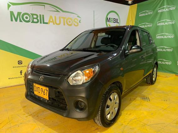 Suzuki Alto Fe Abs 800 2018