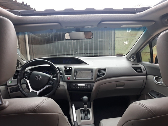 Honda Civic 2.0 Exr Flex Aut. 4p 2014
