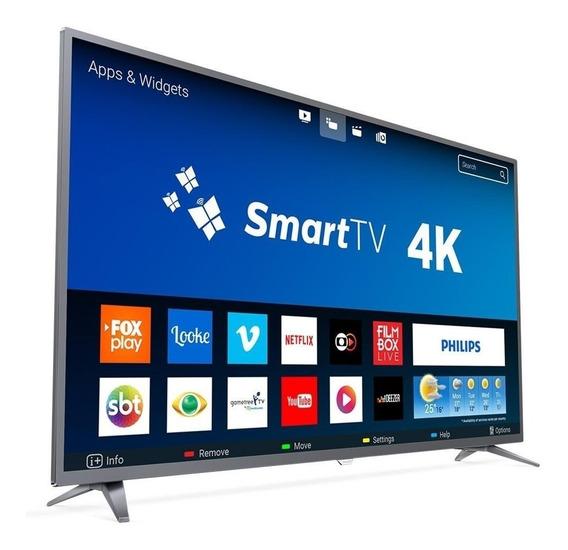 Tv Led 50 4k Philips