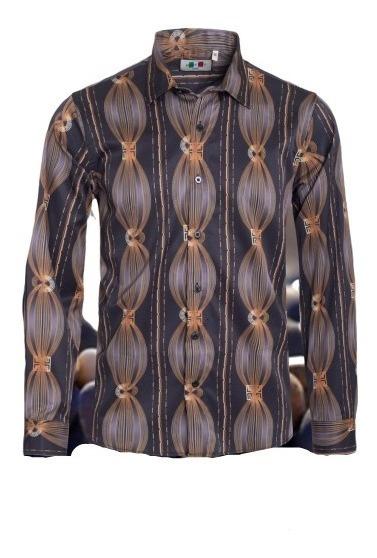 Camisa Buchona Moderno Jeans Primavera Verano 2019 C