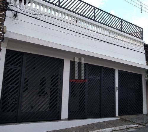 Sobrado, 270 M² - Venda Por R$ 830.000,00 Ou Aluguel Por R$ 3.100,00/mês - Vila Prudente (zona Leste) - São Paulo/sp - So1218