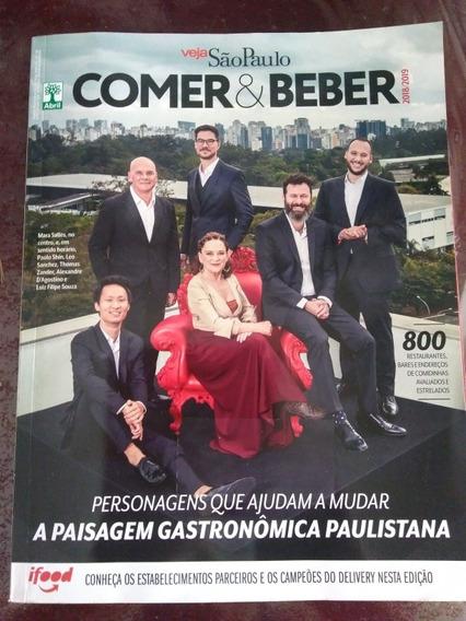 Revista Veja São Paulo Comer & Beber 2018/2019