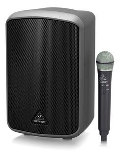 Behringer Mpa100bt Parlante Portátil 100 Watts Bluetooth