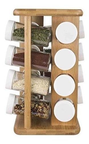Conceptos Basicos Del Hogar Bambu Sr44617 16 Piezas) - Esp