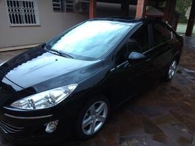 Peugeot 408 2.0 Limited Flex Aut. 4p 2012