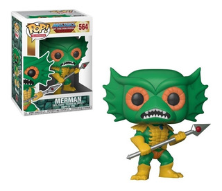 Merman Masters Of The Universe Funko Pop