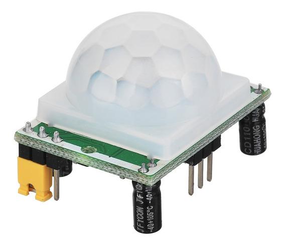Módulo De Sensor De Detecção Movimento Infravermelho Ir-verd