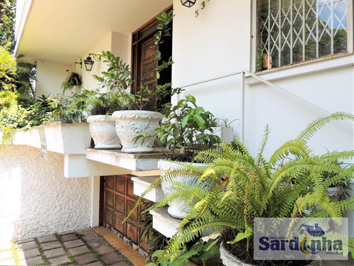 Excelente Sobrado Em Jardim Guedala  -  São Paulo - 2075