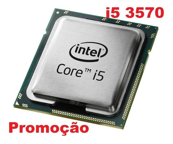 Processador Cpu Intel Core I5 3570 Lga 1155 3.4 Ghz + Brinde