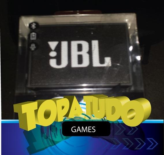 Caixa De Som Jbl Go Original Com Garantia Em Bh No Maleta