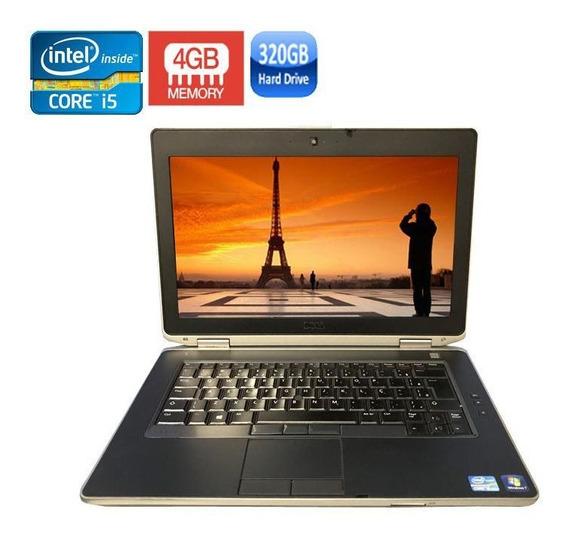 Notebook Dell E6430 Core I5-3320 4gb Hd 320gb + Bateria Nova