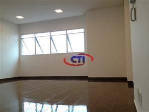 Sala  Comercial À Venda, Centro, São Bernardo Do Campo. - Sa0013