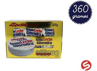 Laposse Mazapan Leche Almendras 360grs