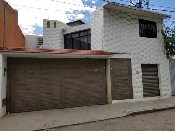 Se Renta Casa En Colonia Las Flores, Oaxaca.