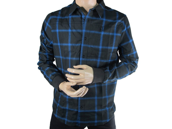 Camisas Casuales Caballeros Cat M2610251-l