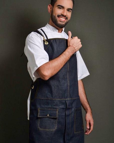 Gabardina De Chef Y Cocineros