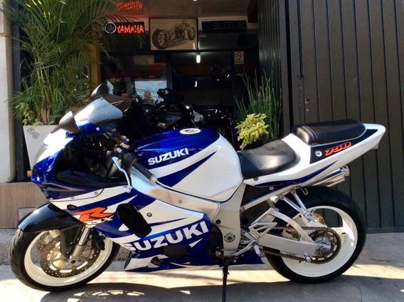 Suzuki Gsx-r750 2002