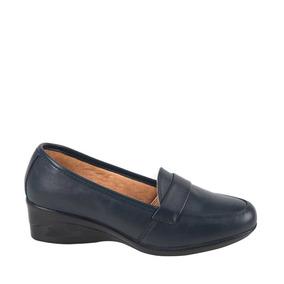 Zapato Confort Shosh Confort Ab824879 Mujer