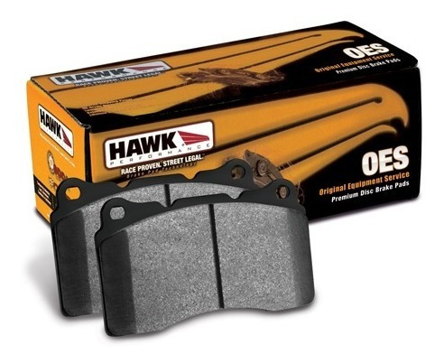 Pastilla Trasera Hawk Lancer04a 2.0 Calib07a Ola Eclip
