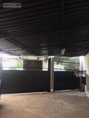 Galpão À Venda, 900 M² Por R$ 3.000.000 - Tatuapé - São Paulo/sp - Ga0065
