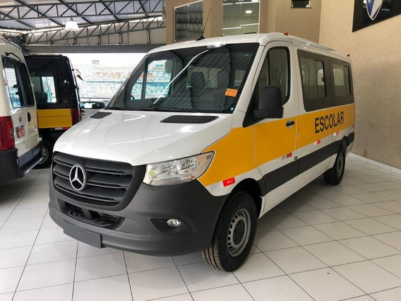 Mercedes Sprinter 416 2020 Escolar 20 Lugares