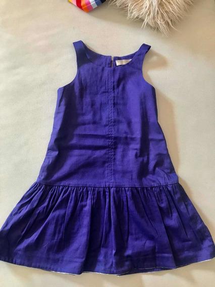 Vestido De Nena Zara