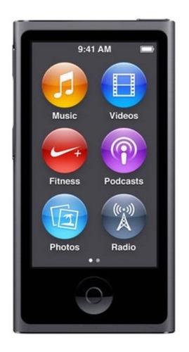 Apple iPod Nano 7g Septima Generación 16gb Modelo 2015