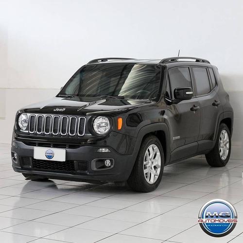 Jeep Renegade 1.8 Flex Longitude Automático * Blindada*