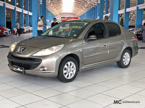 Peugeot 207 Sedan Passion Xr-sport 1.4 8v Flex 4p 2010