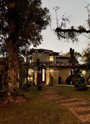 Casa Em Condominio - Lagos De Gramado - Ref: 3722 - V-gi3728