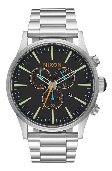 Rejoj Nixon Sentry Chrono A386-2336 Envio Gratis Nuevo