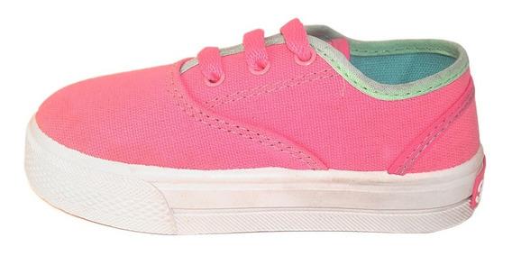 Zapatilla Nautica Sin Puntera Coral Small Shoes