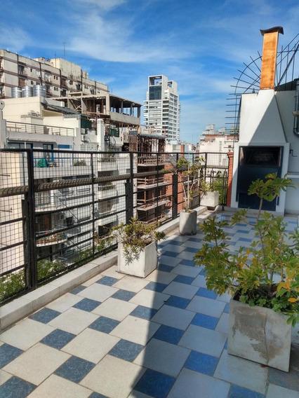 3 Amb C/terraza - Belgrano