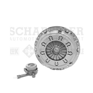 Clutch Jeep Compass 2007 - 2016 2.4l Luk Tipo Modular